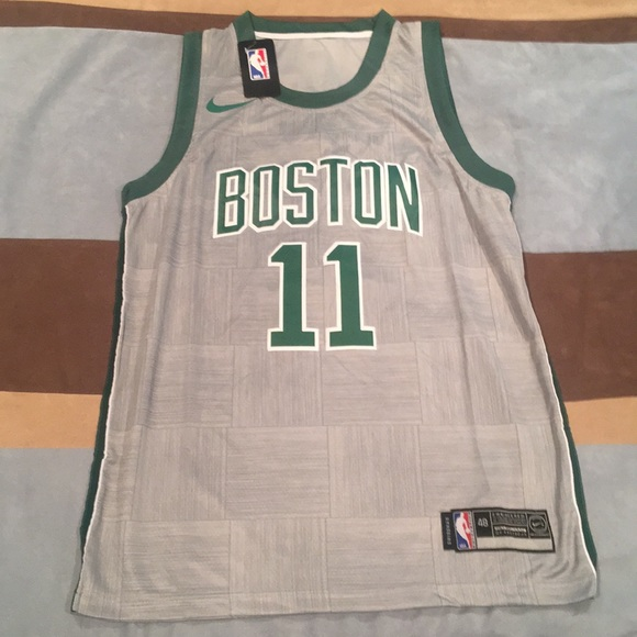 watch 4a12e 2313a Kyrie Irving city edition jersey. 2018. NWT. NWT